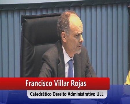 Marco constitucional do control financeiro sobre as entidades locais  - Xornada sobre sustentabilidade financeira e reforma das entidades locais